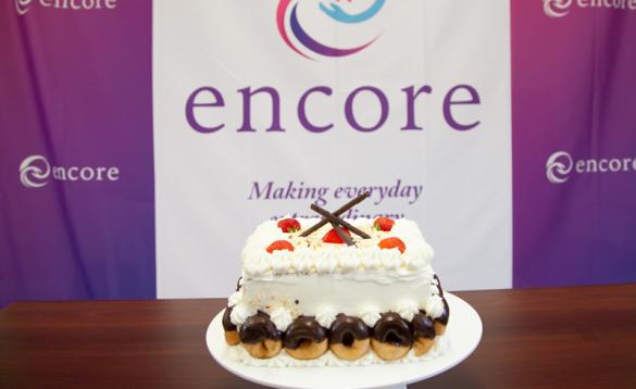 encore cake