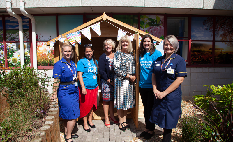 encore and bournemouth hospital staff
