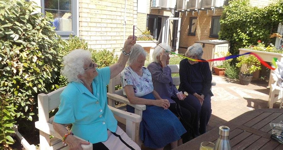 Respite care for the elderly in Dorset