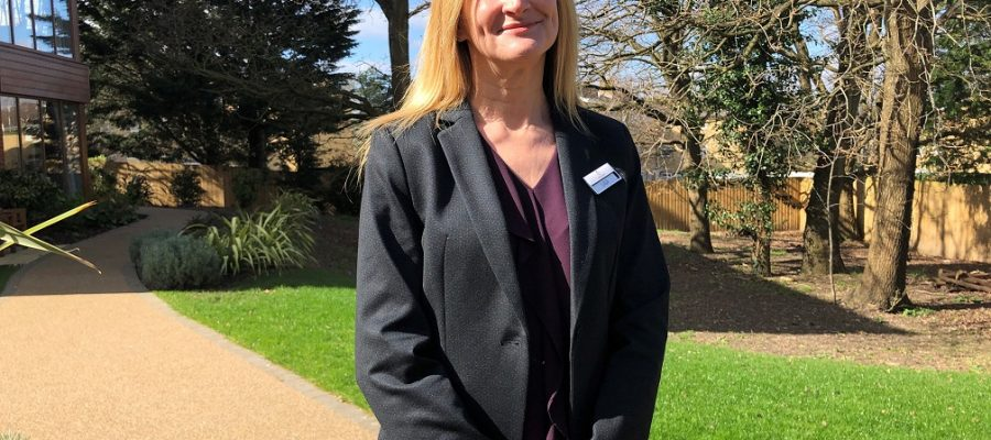 Lisa Barnes-Metcalf, Clinical Operations Manager at Encore Care Homes - smaller file size